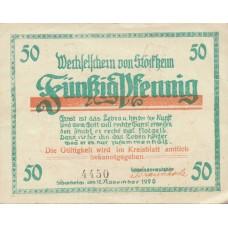 Stöckheim Gemeinde, 50 Pfennig, 1272.1a