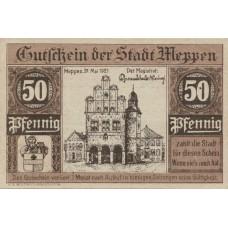 Meppen Stadt, 50 Pfennig, 883.2