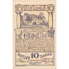 Egelsee N.Ö. Dorfgemeinde, 1x10h, 1x20h, 1x50h, Set of 3 Notes, FS 158c