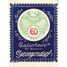 Georgendorf Kärnten Gemeinde, 60 Heller, FS 229Ia