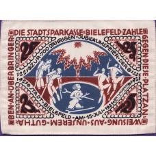 Bielefeld Stadt, 25 Mark, 022a