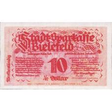 Bielefeld Stadt, 10 Gold Pfennig, 094