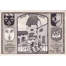 Eggenfelden Bezirkssarkasse, 1x50pf, Set of 1 Notes, 309.1