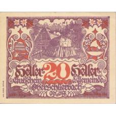 Oberschlierbach O.Ö. Gemeinde, 1x20h, 1x30h, 1x50h, Set of 3 Notes, FS 694d