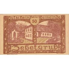 Zehetgrub N.Ö. Gemeinde, 1x20h, 1x30h, 1x50h, Set of 3 Notes, FS 1262a